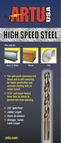 High Speed Steel Drill Bit Brochure