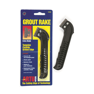 Grout Rakes & Blades
